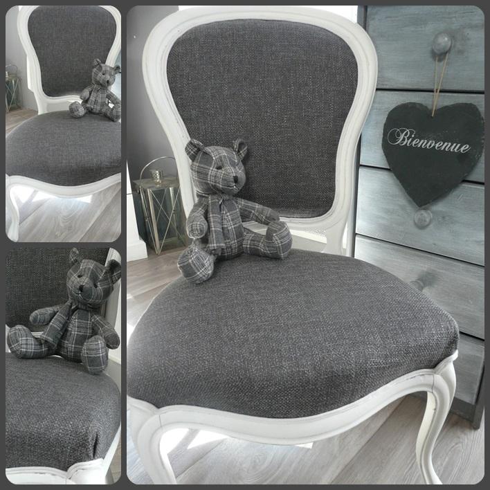 chaise restaur e l 39 atelier de viline. Black Bedroom Furniture Sets. Home Design Ideas